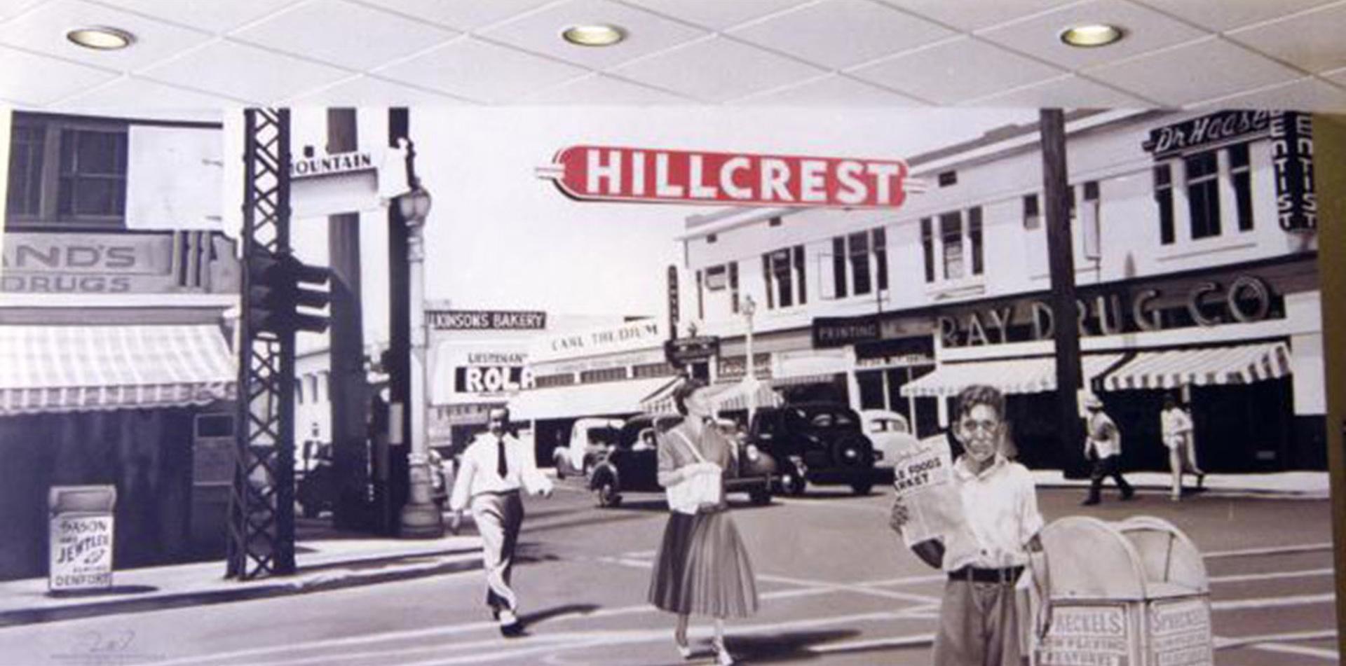 Historic Hillcrest