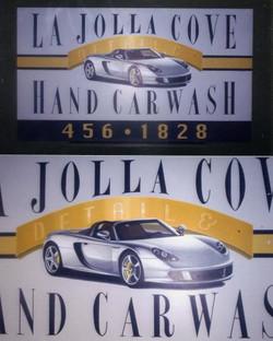 La Jolla Cove Hand Carwash