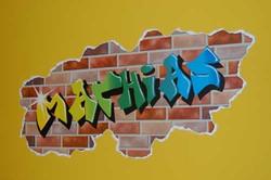 Mathias' Graffiti Mural