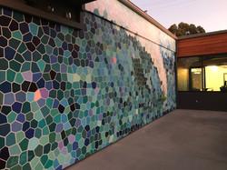 Mural - Mosaic Wave #2 (Bizhaus, Costa M