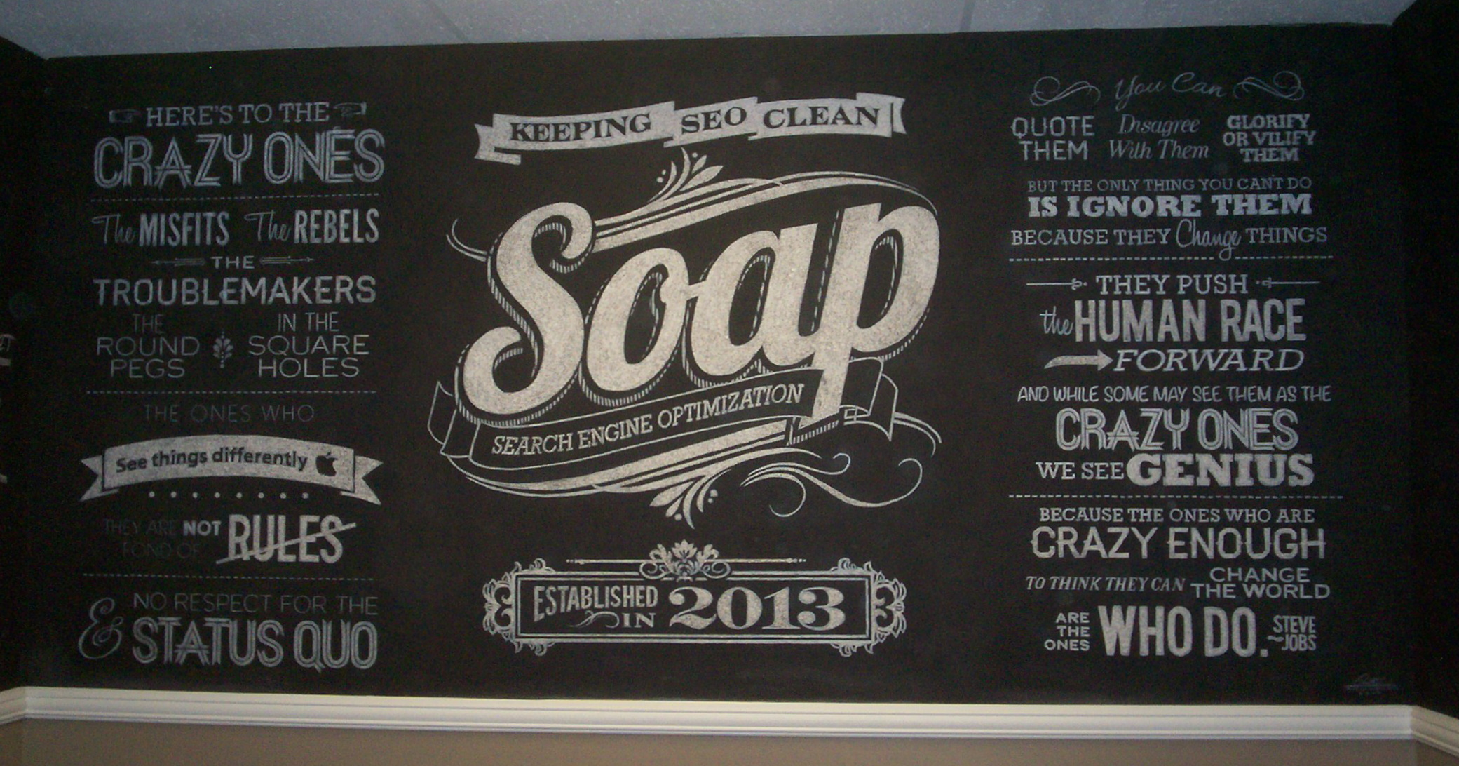 Soap SEO