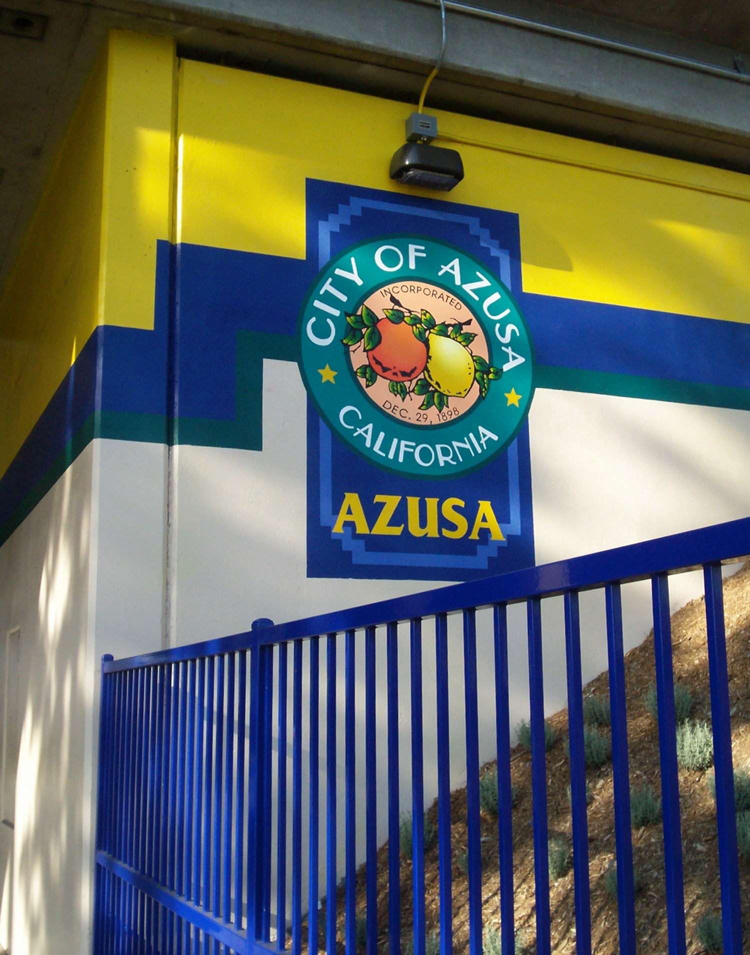 Sign_Logo - City of Azusa