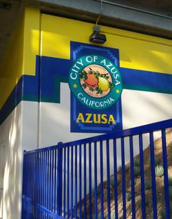 Sign_Logo - City of Azusa