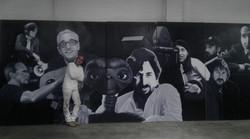 Mural - OC Film Festival 2012 (The Direc
