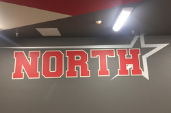 Sign_Logo - North H.S. (Bakersfield)
