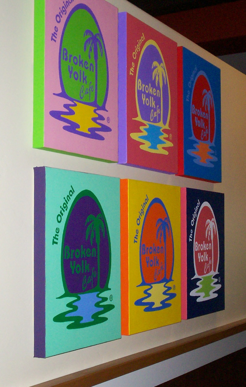 BYC/Warhol Design Series