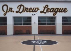 Mural - Jr. Drew League (2015) #1