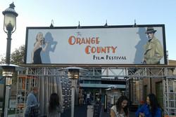 Mural - OC Film Festival 2015 (Billboard