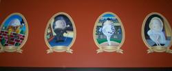 Famous Egg Portraits