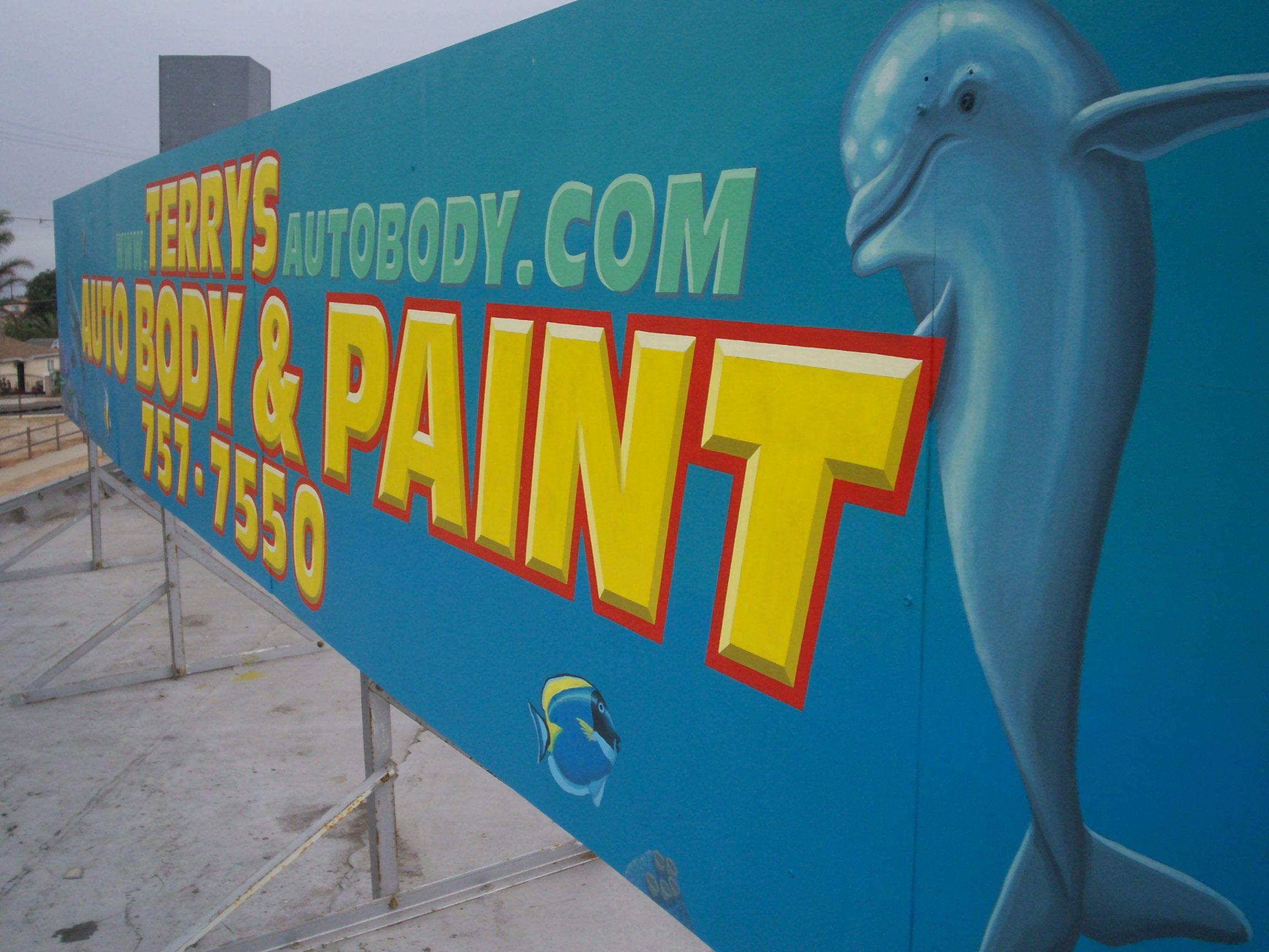 Terry's Auto & Paint