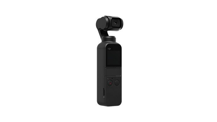 DJI Osmo Pocket Hand Held Gimbal Camera