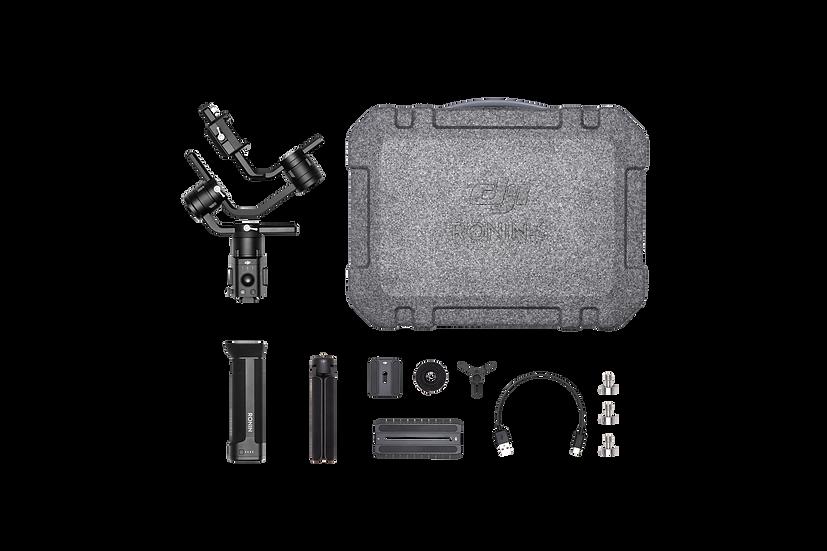 DJI - Ronin S Essentials Kit