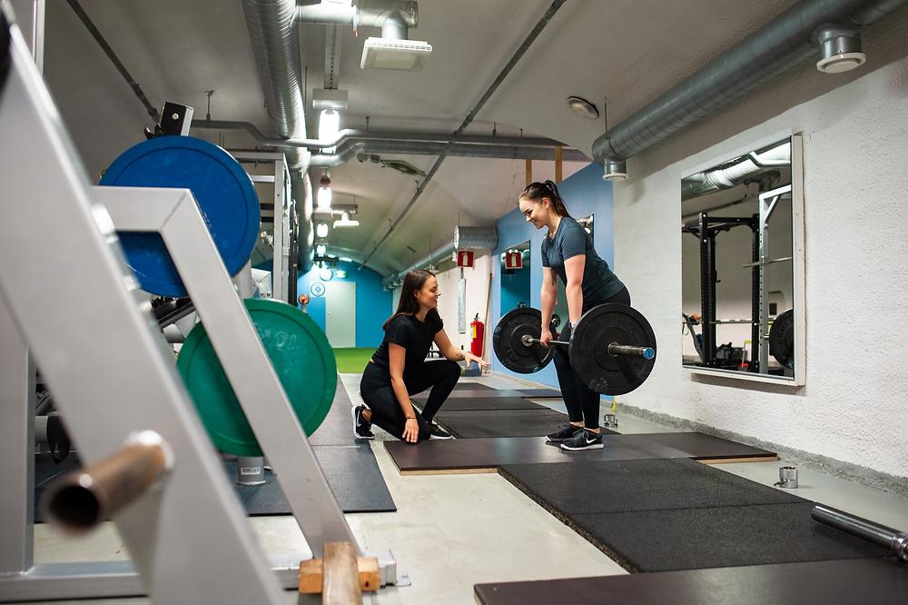 Personal training Helsinki