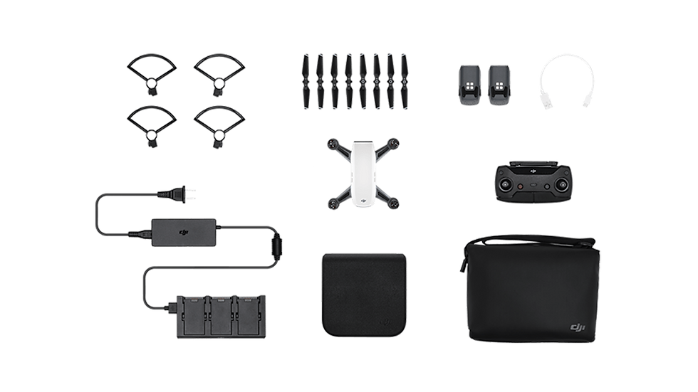 DJI - Spark Fly More Combo