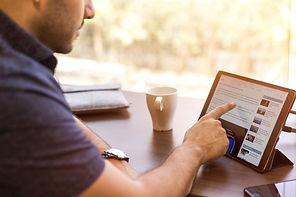 Développement web, Marketing digital, Conception d'application de gestion sur mesure
