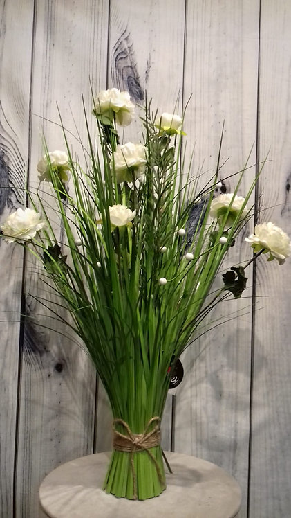 Peony Artificial Flowers & Grasses