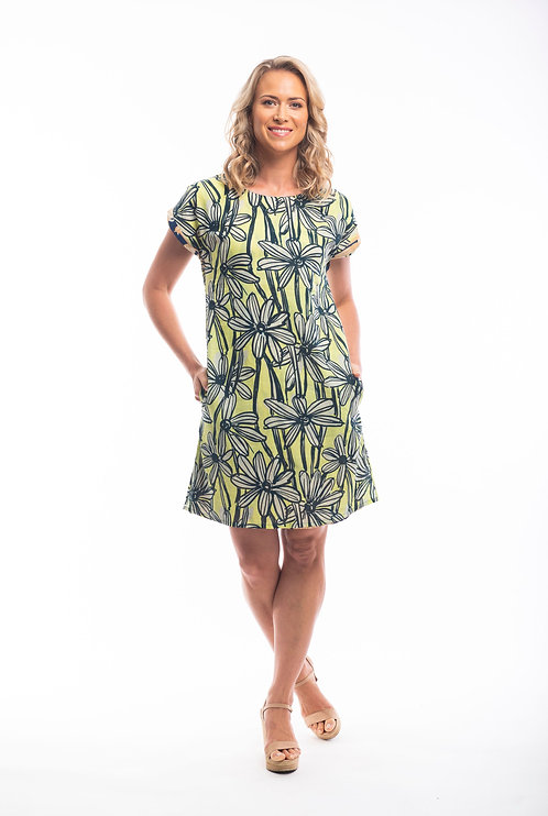 Evora Reversible Dress (61386)
