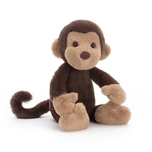 Wumper Monkey Soft Toy