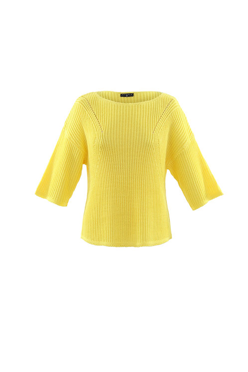 Wide Neck Sweater (6024)