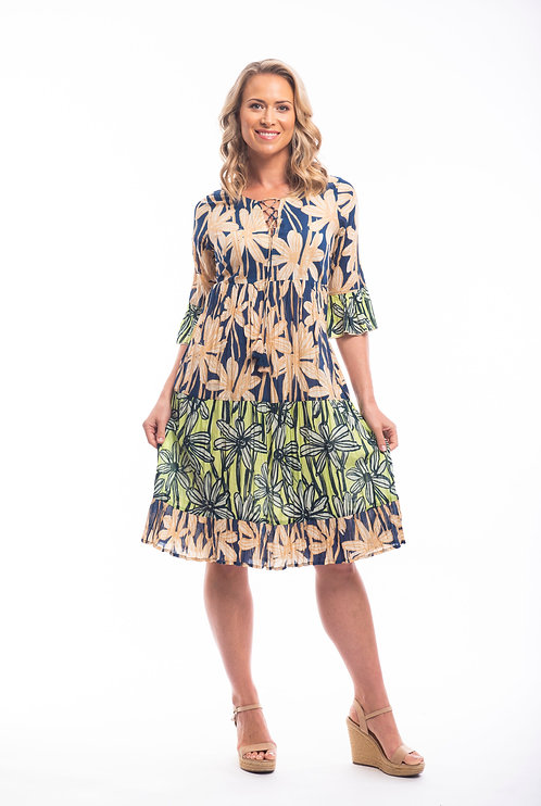 Evora Layer Dress (61388)