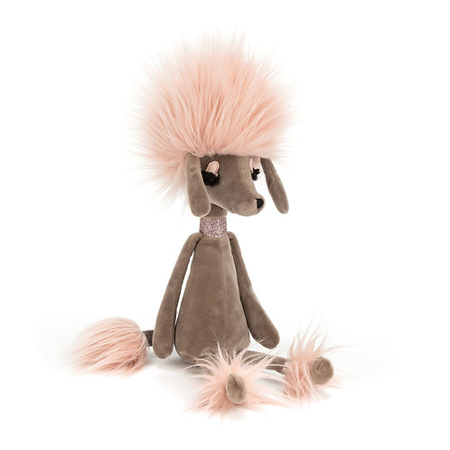 Swellegant Penelope Poodle Soft Toy