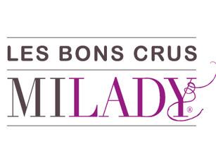 Vive Les Bons Crus Milady® !
