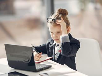 Ten Ideas For Lockdown Homeschooling When You're Self-Employed