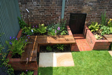 A Functional Family Garden In Hove