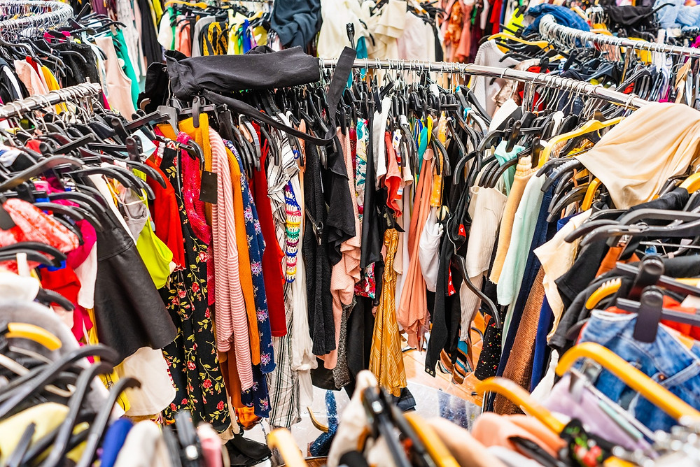 fast fashion and how to shop ethically
