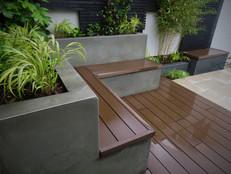 A Courtyard Garden