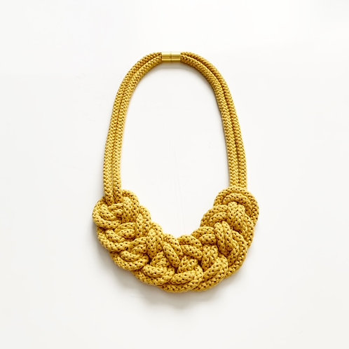 The Lena Boho Knotted Necklace