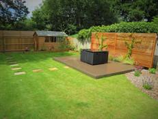 A Modern Woodland Garden