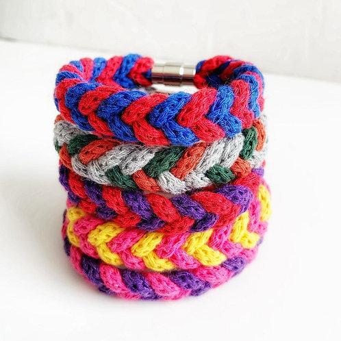 Vegan Cotton Bracelet