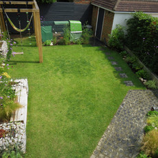 Family-Friendly Garden In Brighton