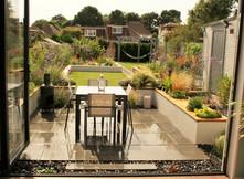 Soft Modern Garden