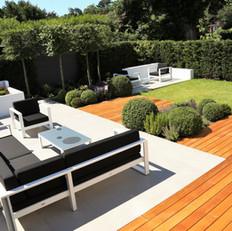 An Elegant Garden