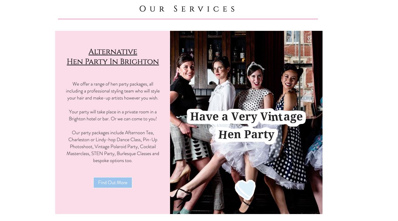 website design in Brighton