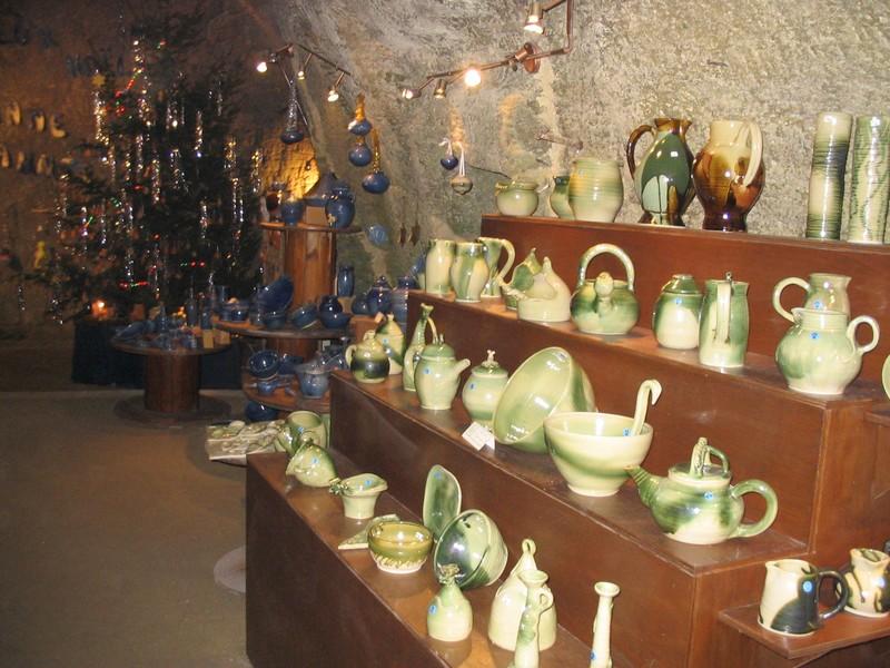 Atelier poterie La Rose Bleu