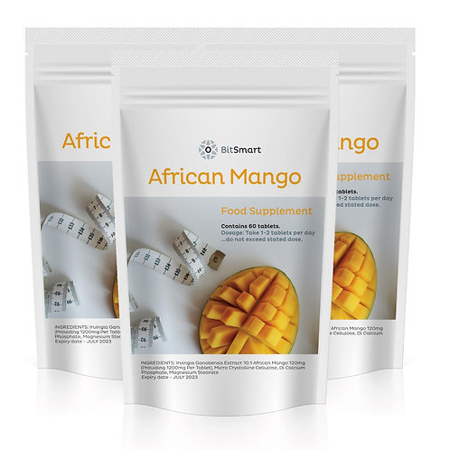 African Mango (60 Tablets)