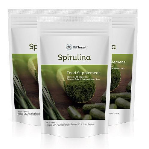 Spirulina (30 Capsules)