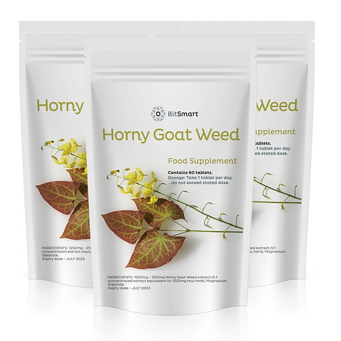Horny Goat Weed (60 Tablets)
