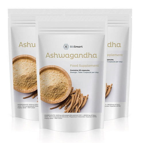 Ashwagandha (60 Capsules)