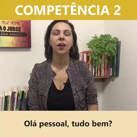 Competência 2 - Redação Enem