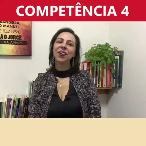 Competência 4 - Redação Enem