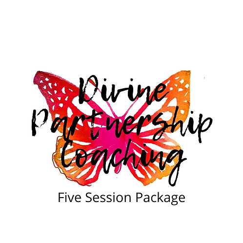 Divine Partnership Coaching - Five Session Package