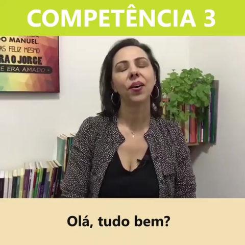 Competência 3 - Redação Enem