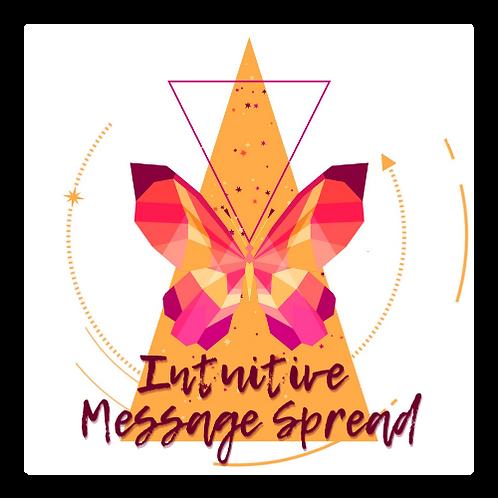 Intuitive Message Spread
