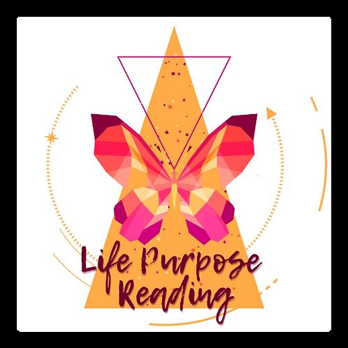 Life Purpose Reading