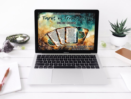 Tarot in Translation: Online Course!