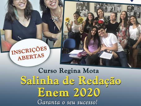 Curso de Redação Enem 2020